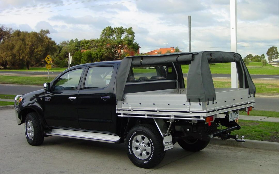 Benefits of Custom Ute Canopies